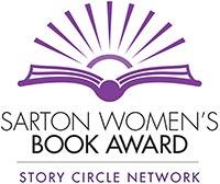 Sarton Women's Book Award logo