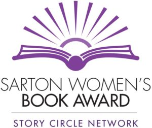 Sarton Women's Book Award logo