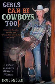 Book cover for Girls Can Be Cowboys Too!