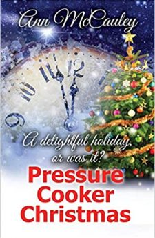 Book cover for Pressure Cooker Christmas