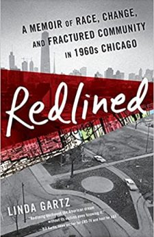 Book cover for Redlined: A Memoir of Race, Change, and Fractured Community in 1960s Chicago