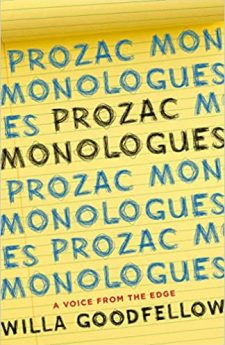 Book cover for Prozac Monologues: A Voice from the Edge