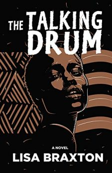 Book cover for The Talking Drum