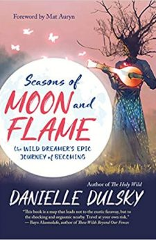 Book cover for Seasons of Moon and Flame