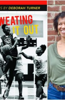 Book cover for Meet Deborah Turner, Author of Sweating It Out
