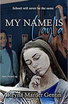 Book cover for My Name is Layla