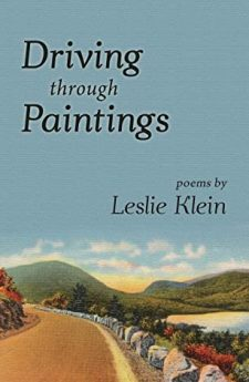 Book cover for Driving through Paintings