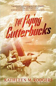 Book cover for The Flying Cutterbucks