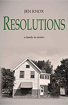 Book cover for Resolutions: A Family in Stories