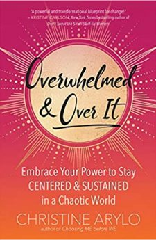Book cover for Overwhelmed & Over It