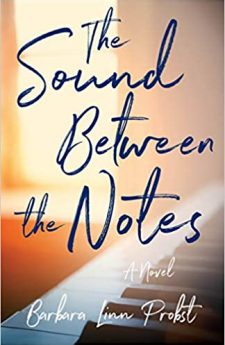 Book cover for The Sound Between the Notes