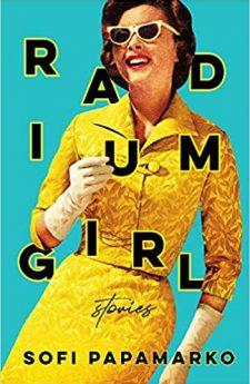 Book cover for Radium Girl