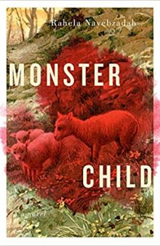 Book cover for Monster Child