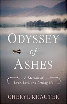 Book cover for Odyssey of Ashes