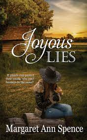 Book cover for Joyous Lies