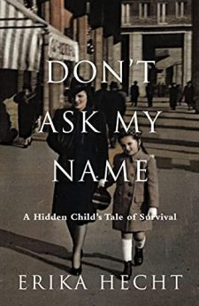 Book cover for Don't Ask My Name