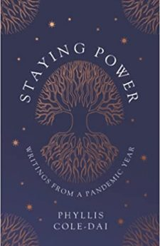 Book cover for Staying Power: Writings from a Pandemic Year