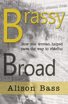 Book cover for Brassy Broad