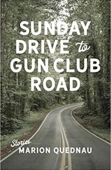 Book cover for Sunday Drive to Gun Club Road