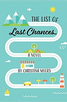 Book cover for The List of Last Chances
